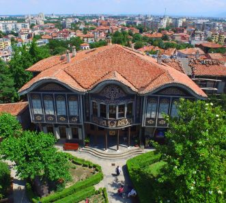 attractions in plovdiv