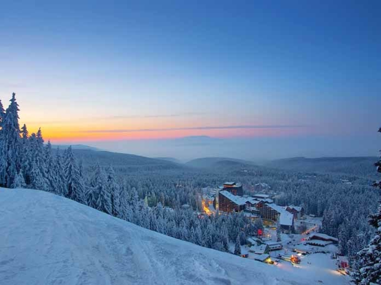 Brief history of Borovets