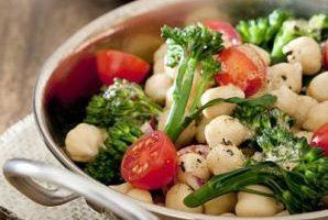 Vegetarian and Healthy Food