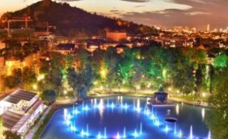 Lakes & Fountains in Plovdiv