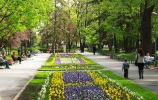 Parks & Gardens in Plovdiv